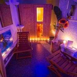 Sauna à Beauchamp
